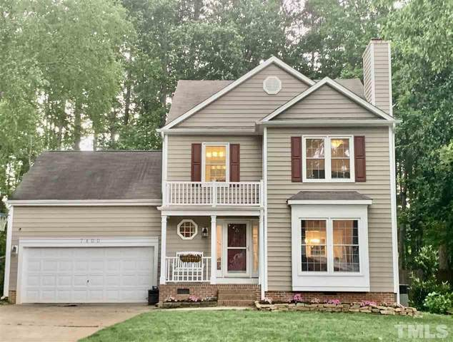 7400 Cape Charles Drive, Raleigh, NC 27617 (MLS #2382530) :: The Oceanaire Realty