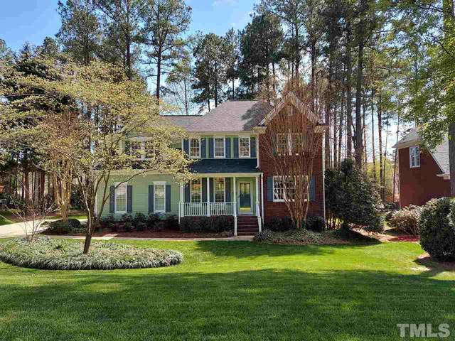 107 Deer Valley Drive, Cary, NC 27519 (#2382550) :: Rachel Kendall Team