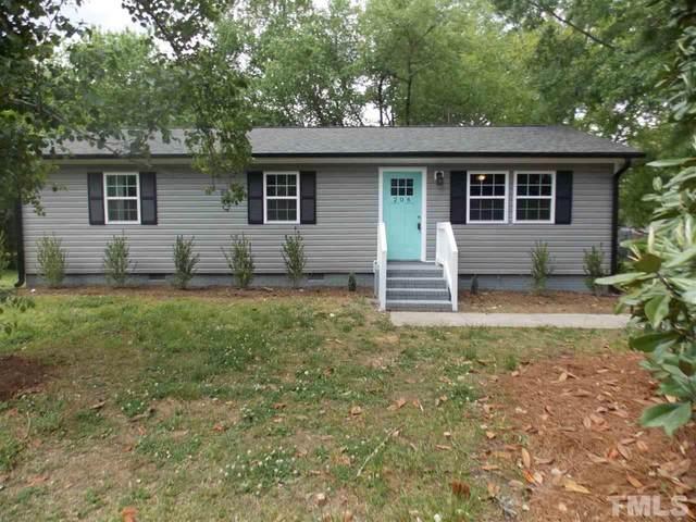 206 Oak, Zebulon, NC 27597 (#2382556) :: Triangle Top Choice Realty, LLC