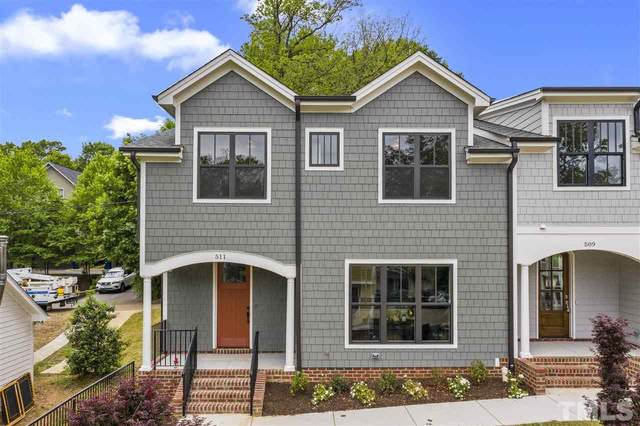511 Hamilton Cottage Way #6, Raleigh, NC 27605 (#2382581) :: The Beth Hines Team