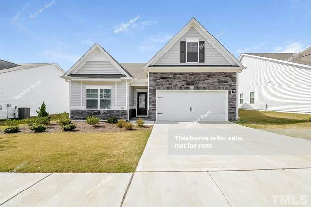 208 Theys Mill Way, Fuquay Varina, NC 27526 (#2382582) :: Real Estate By Design