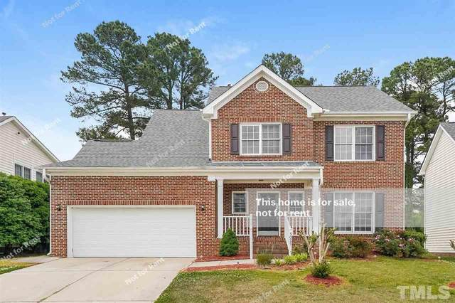 5025 Amberfield Way, Raleigh, NC 27604 (#2382595) :: The Beth Hines Team