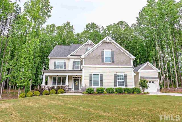 54 San Martino Drive, Clayton, NC 27527 (#2382597) :: Triangle Top Choice Realty, LLC