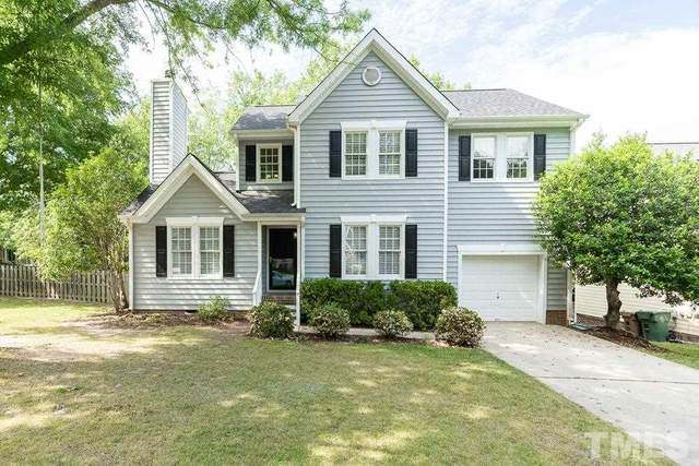 203 Old Dock Trail, Cary, NC 27519 (#2382600) :: Triangle Top Choice Realty, LLC