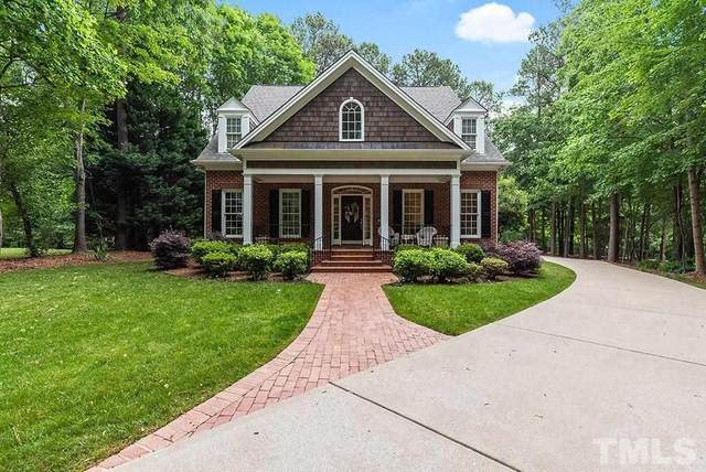 8008 Knebford Circle, Wake Forest, NC 27587 (#2382601) :: Triangle Top Choice Realty, LLC
