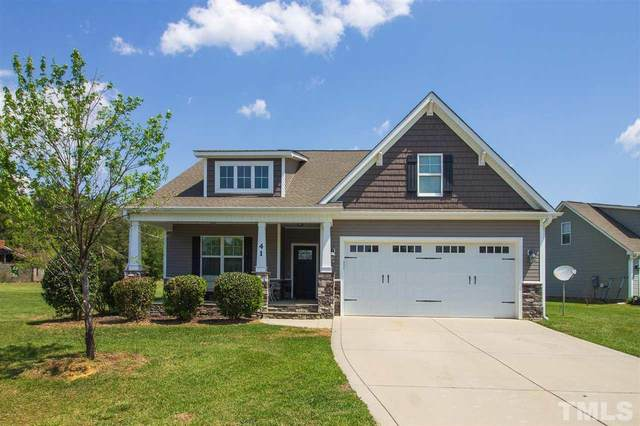 41 Lee Woods Drive, Clayton, NC 27520 (#2382605) :: Rachel Kendall Team