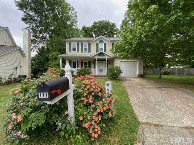 111 Westwind Court, Cary, NC 27511 (MLS #2382611) :: On Point Realty