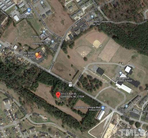3112 E Ash Street, Goldsboro, NC 27534 (#2382617) :: Triangle Top Choice Realty, LLC