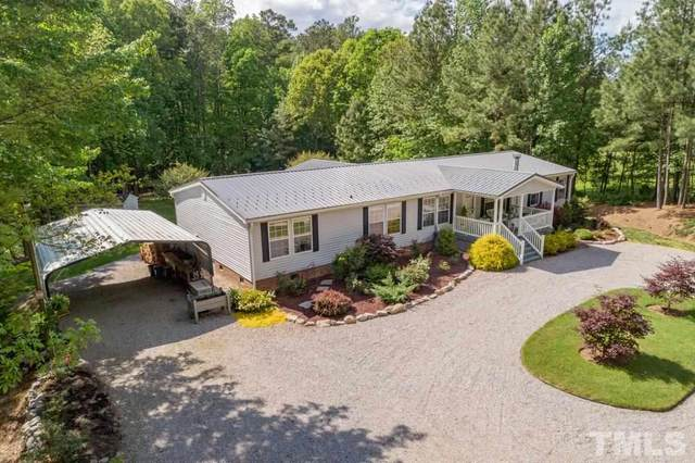 3041 Jacksontown Road, Manson, NC 27553 (MLS #2382632) :: The Oceanaire Realty