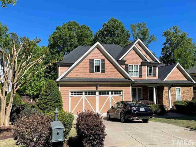 313 Stearns Way, Wake Forest, NC 27587 (MLS #2382659) :: The Oceanaire Realty