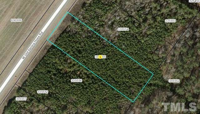 Lot 3 W Old Spring Hope Road, Spring Hope, NC 27882 (#2382671) :: Real Estate By Design