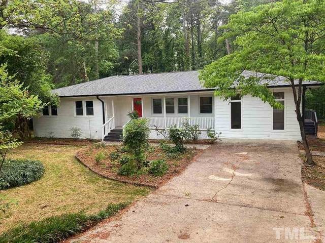 5400 Avent Ferry Road, Raleigh, NC 27606 (#2382692) :: Real Estate By Design