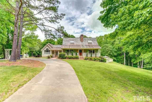 2433 Winding Forest Trail, Wake Forest, NC 27587 (#2382706) :: Real Estate By Design