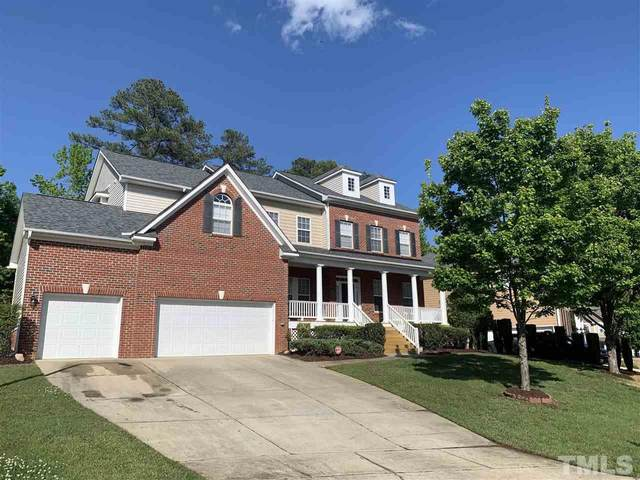708 Rushing Falls Place, Fuquay Varina, NC 27526 (#2382718) :: Real Estate By Design