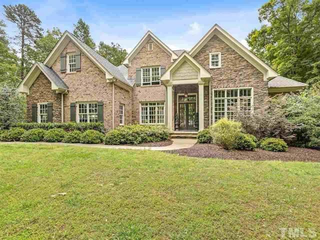 61 Ocoee Falls Drive, Chapel Hill, NC 27517 (#2382727) :: Masha Halpern Boutique Real Estate Group