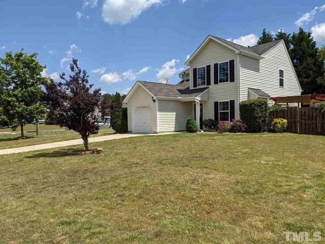 401 Valley Glen Drive, Morrisville, NC 27560 (#2382747) :: Spotlight Realty