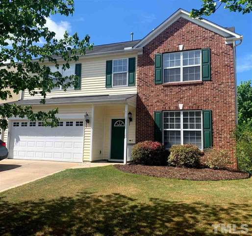 136 Smith Rock Drive, Holly Springs, NC 27540 (#2382776) :: The Jim Allen Group