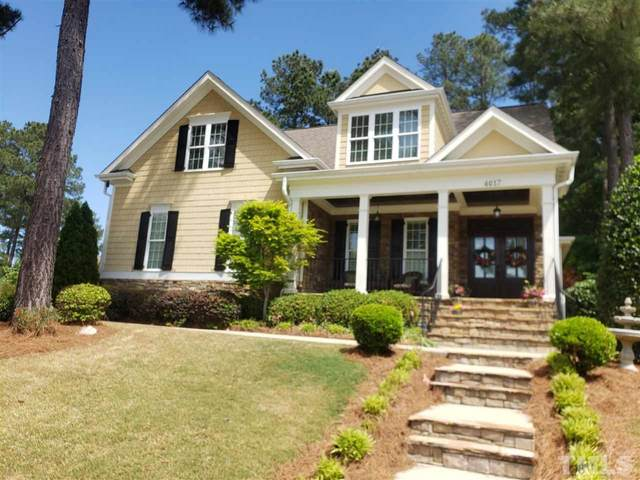 4017 Heritage View Trail, Wake Forest, NC 27587 (MLS #2382786) :: The Oceanaire Realty