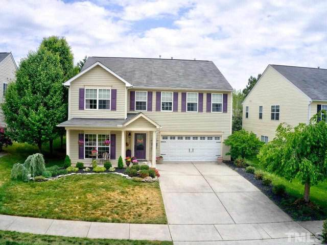 1316 Marbank Street, Wake Forest, NC 27587 (#2382822) :: Real Estate By Design