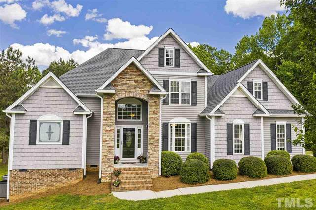 3506 Iris Court, Wake Forest, NC 27587 (#2382831) :: The Perry Group