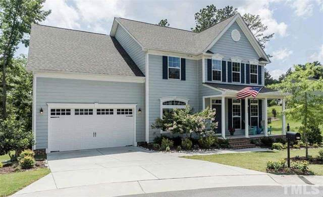 508 Checkmate Circle, Wake Forest, NC 27587 (#2382842) :: The Jim Allen Group