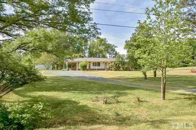 4019 Oak Hill Road, Chapel Hill, NC 27514 (#2382857) :: Real Estate By Design