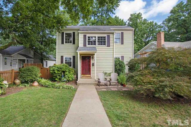 2720 Wayland Drive, Raleigh, NC 27608 (#2382861) :: The Perry Group