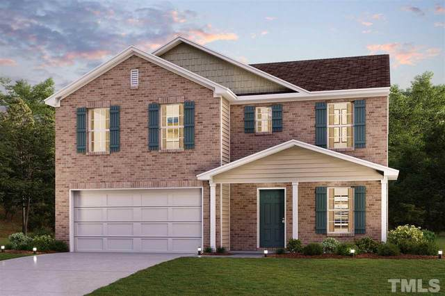 19 Ashlar Court, Rocky Mount, NC 27804 (#2382869) :: The Perry Group
