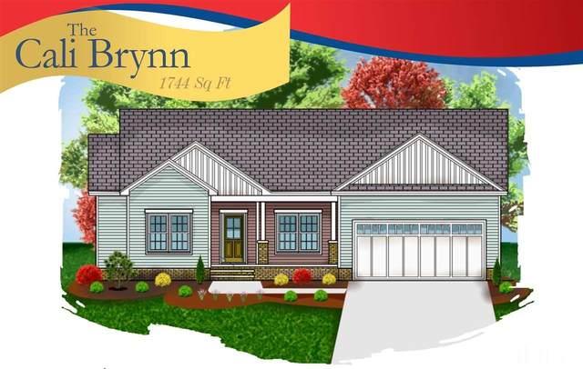 135 Billydean Drive, Princeton, NC 27569 (#2382883) :: Triangle Top Choice Realty, LLC
