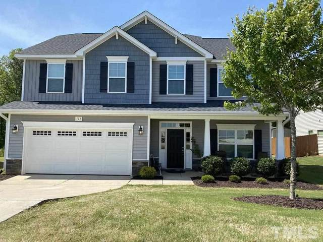 525 Holden Forest Drive, Youngsville, NC 27596 (#2382915) :: Real Estate By Design