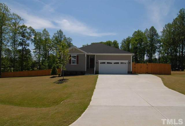 61 Piney Field Road, Fuquay Varina, NC 27526 (#2382940) :: The Perry Group