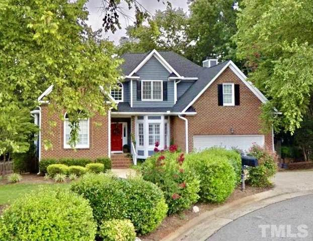 411 Danton Drive, Cary, NC 27518 (#2382942) :: Real Estate By Design