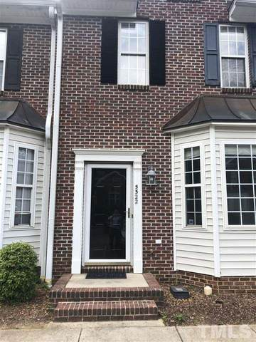 5522 Bradford Pear Court, Raleigh, NC 27606 (#2382958) :: Real Estate By Design