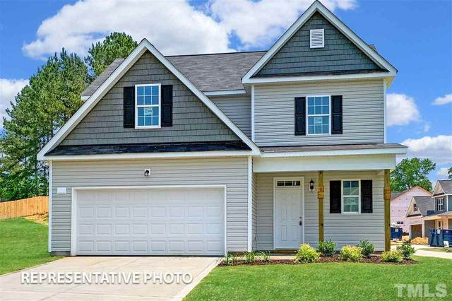 72 Silverleaf Drive, Wendell, NC 27591 (#2382965) :: The Perry Group