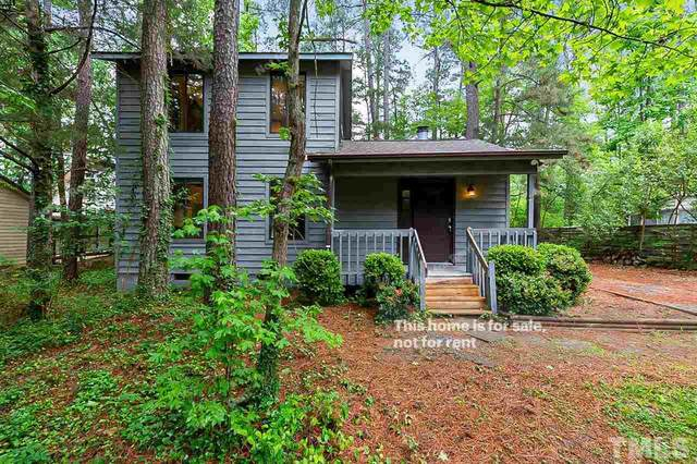 12 Frances Street, Chapel Hill, NC 27517 (#2382966) :: Real Estate By Design