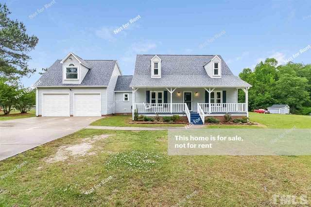 10024 Kennebec Road, Willow Spring(s), NC 27592 (#2382970) :: RE/MAX Real Estate Service