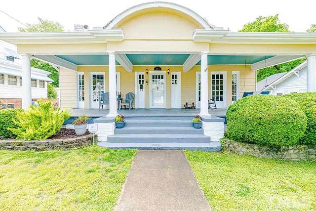 211 W Chisholm Street, Sanford, NC 27330 (#2382975) :: RE/MAX Real Estate Service