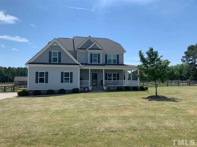 8075 Creech Road, Middlesex, NC 27557 (#2382993) :: Raleigh Cary Realty