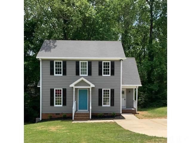 428 Johnson Street, Garner, NC 27529 (#2383005) :: Real Estate By Design