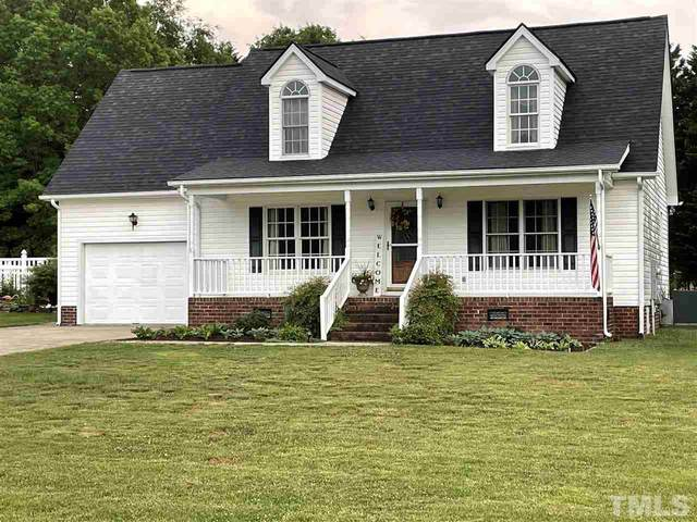 180 Bradford Ridge Drive, Youngsville, NC 27596 (#2383008) :: Real Estate By Design