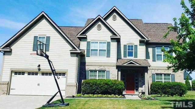 529 Adams Point Drive, Garner, NC 27529 (#2383011) :: Real Estate By Design