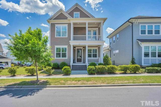 612 Lake Holding Street, Wake Forest, NC 27587 (MLS #2383044) :: The Oceanaire Realty