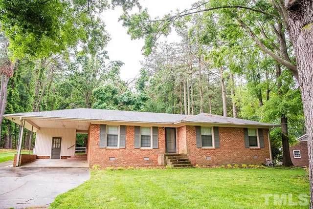 328 Reade Drive, Roxboro, NC 27573 (#2383065) :: Real Estate By Design