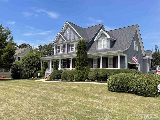 102 Crestdale Drive, Clayton, NC 27520 (#2383086) :: The Jim Allen Group