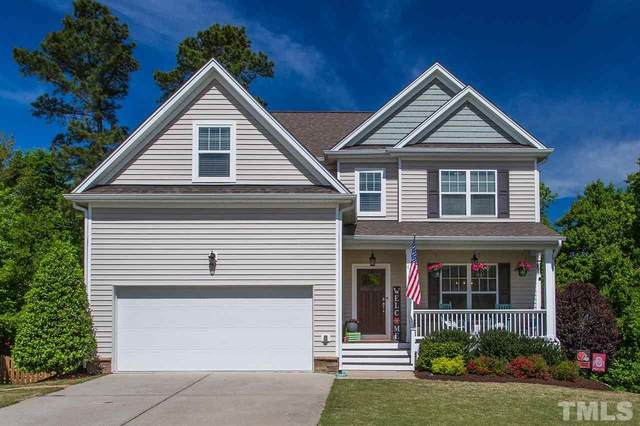 420 Covenant Rock Lane, Holly Springs, NC 27540 (#2383094) :: The Jim Allen Group