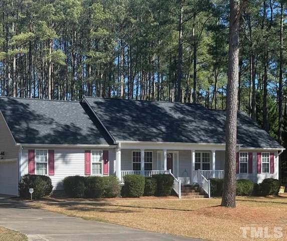 70 Castlerock Drive, Youngsville, NC 27596 (#2383117) :: The Jim Allen Group