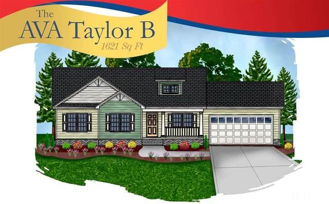 80 Billydean Drive, Princeton, NC 27569 (#2383123) :: Triangle Top Choice Realty, LLC