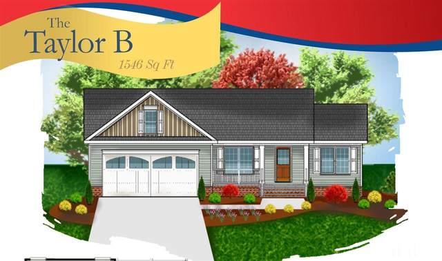 60 Billydean Drive, Princeton, NC 27569 (#2383125) :: Triangle Top Choice Realty, LLC