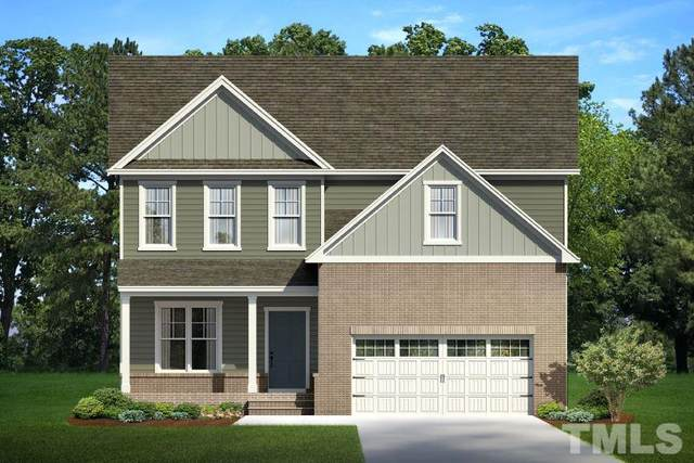 12 Sposato Lane 116 Millie, Clayton, NC 27527 (#2383141) :: Triangle Top Choice Realty, LLC