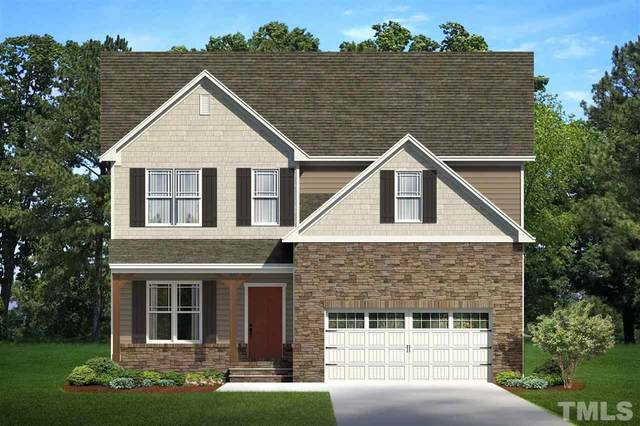 54 Sposato Lane 119 Millie, Clayton, NC 27527 (#2383143) :: Triangle Top Choice Realty, LLC